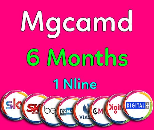 mgcamd server