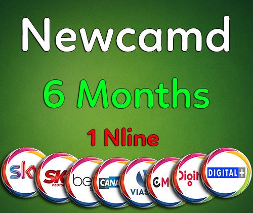 newcamd server